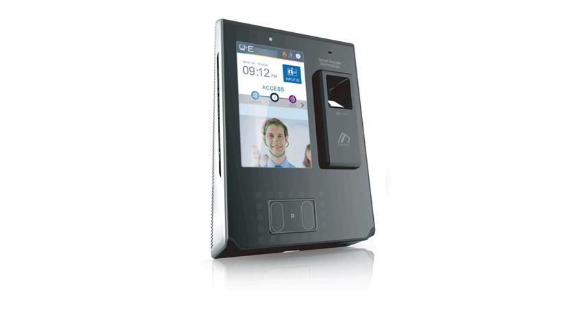 Nitgen eNBioAccess-T9 Face recognition