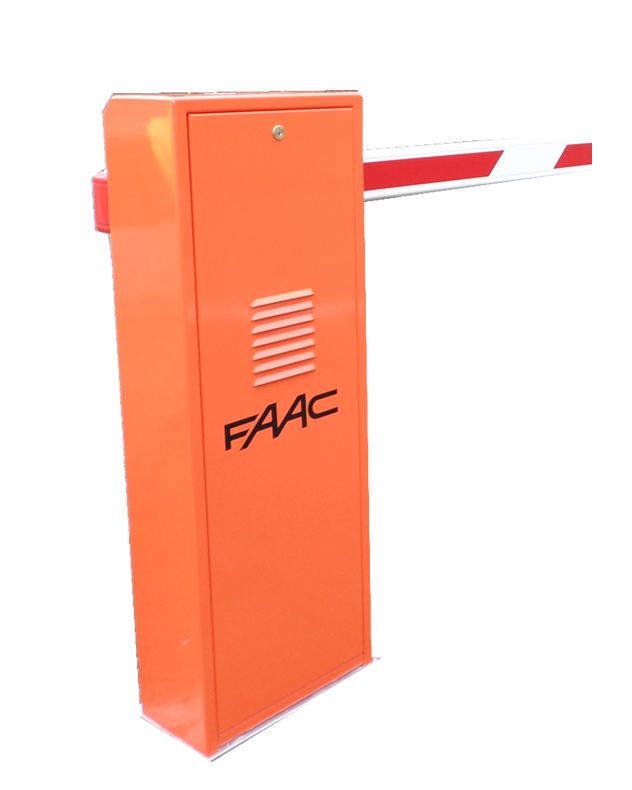 FAAC Autmoatic barrier