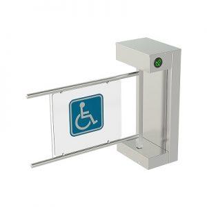 Came Ozak reduced mobility gate