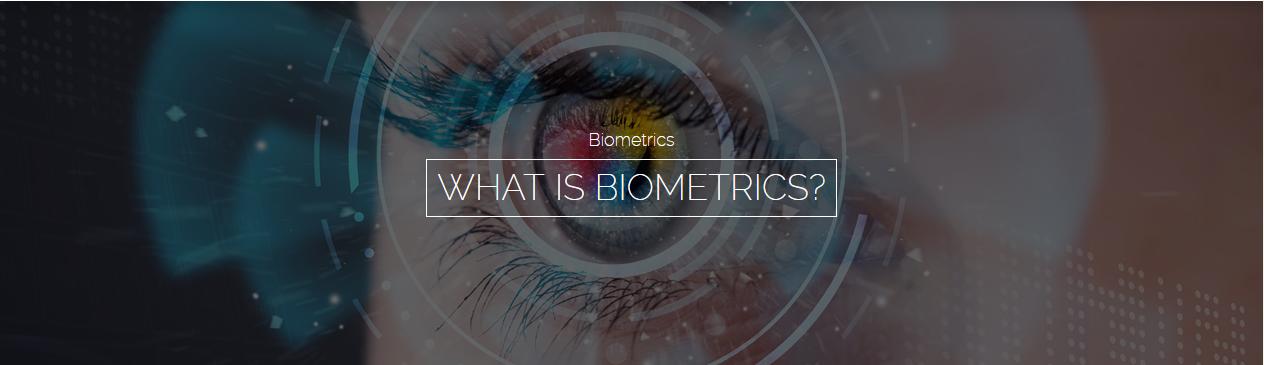 WHAT IS  MORPHO BIOMETRICS?