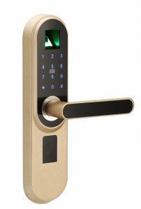 MAGIC PASS 12370 ID Fingerprint Digital Door Lock