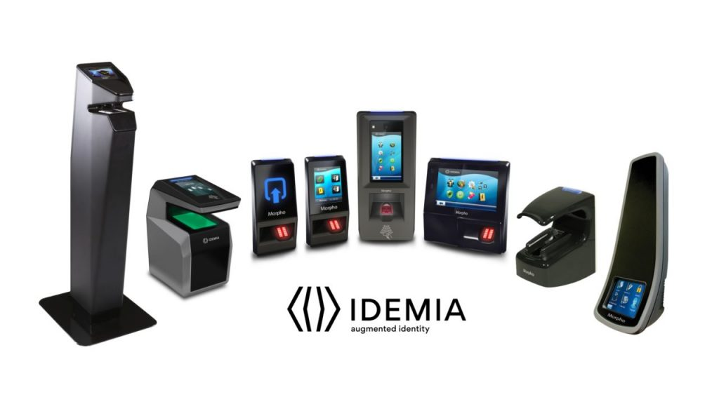 Idemia Morpho Devices