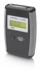 Patrol II LCD Portable Reader