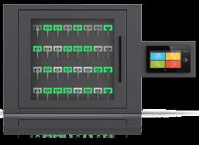 RKD32 Electronic Key Cabinet