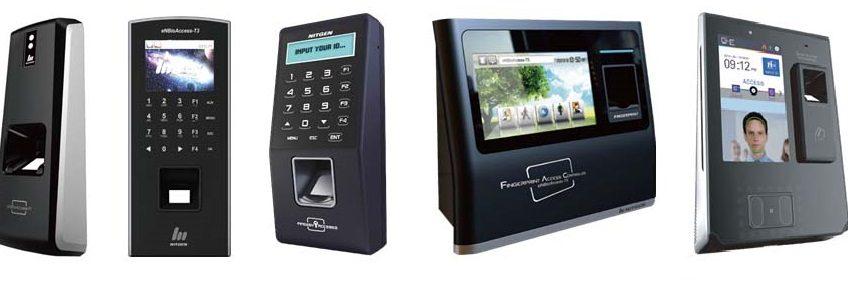 Nitgen Biometric products