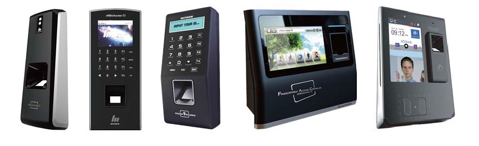 Nitgen Biometric products