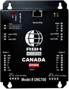 UNC100 Universal Network Controller