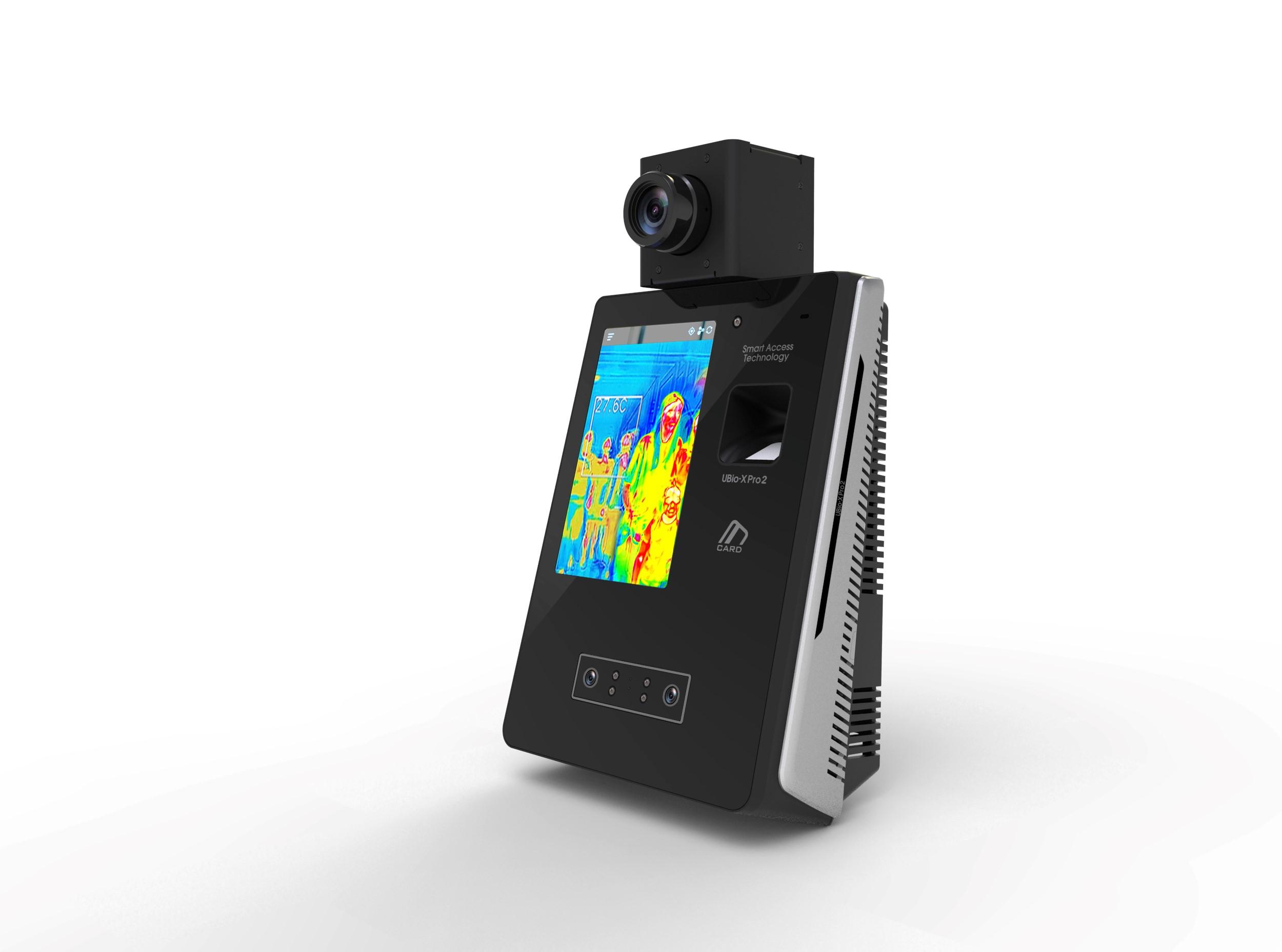 UBio-X Pro2 thermal side