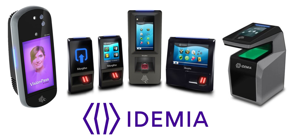 Idemia Biometric Devices
