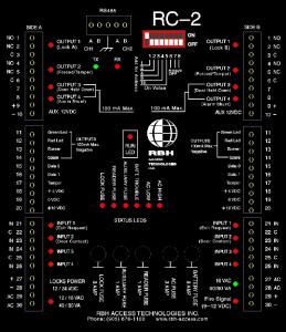 RC2 serial controller