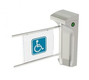 Reduced Mobility Gates